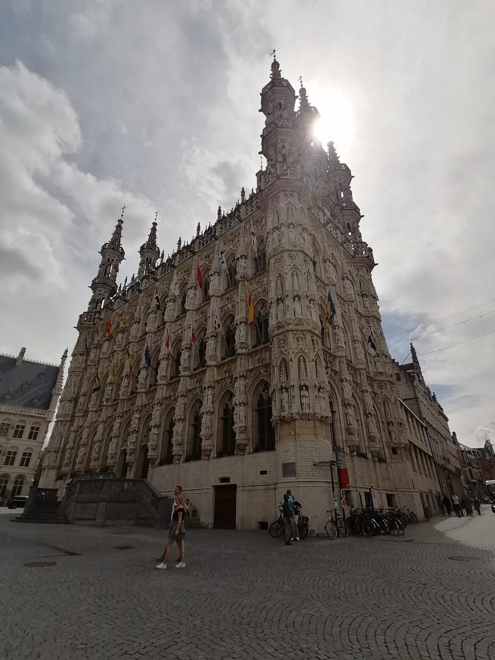 Bezoek Leuven tijdens een roadtrip door Belgie