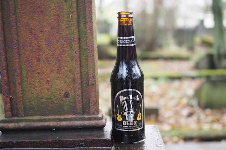 Ijsland bier begraafplaats