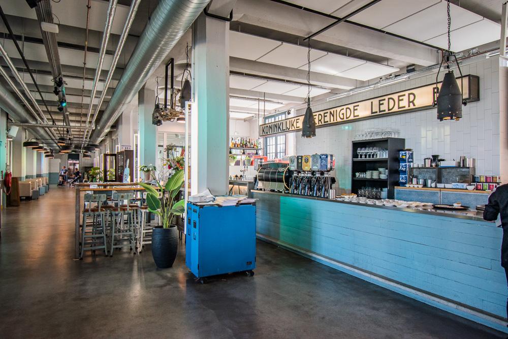 Bij robert Oisterwijk cafe van leer