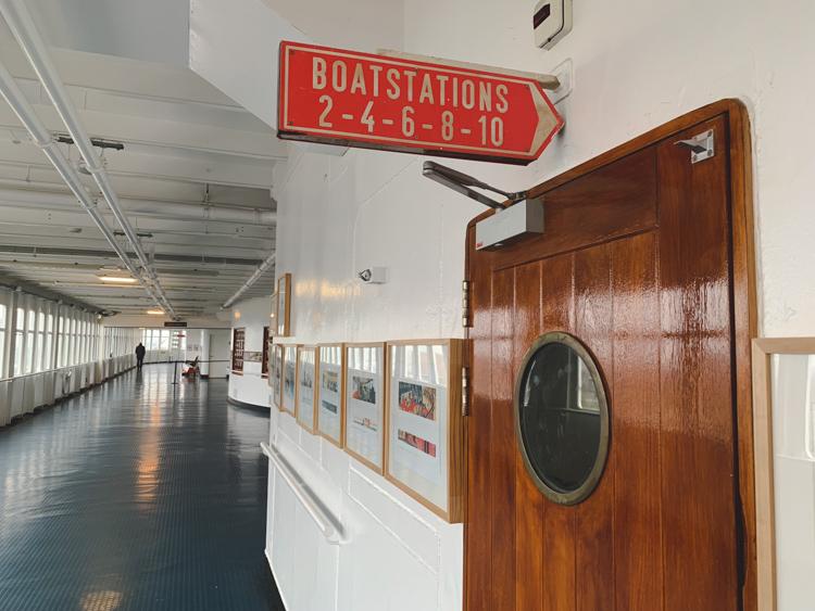 Bijzonder overnachten Rotterdam Het SS Rotterdam-10