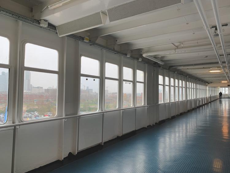 Bijzonder overnachten Rotterdam Het SS Rotterdam-11