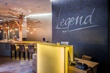 Bijzonder overnachten in Parijs Legend Hotel Parijs