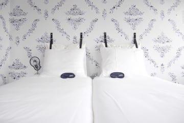 Bijzonder overnachten in maastricht Kaboom Hotel