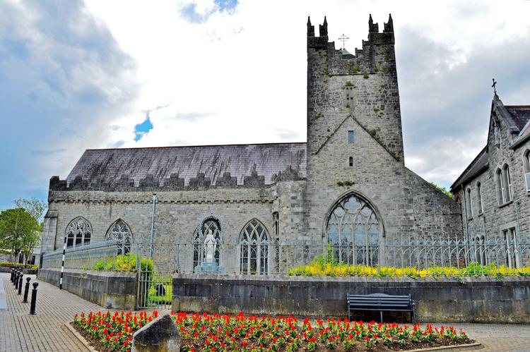 BlackAbbey in Kilkenny Ierland