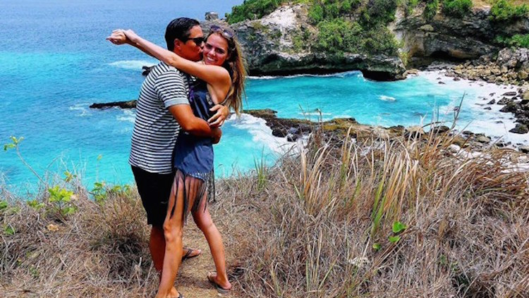 Blue Lagoon Tips Nusa Ceningan Bali