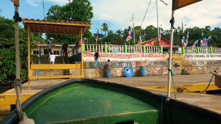 Boot Bocas del Toro Panama