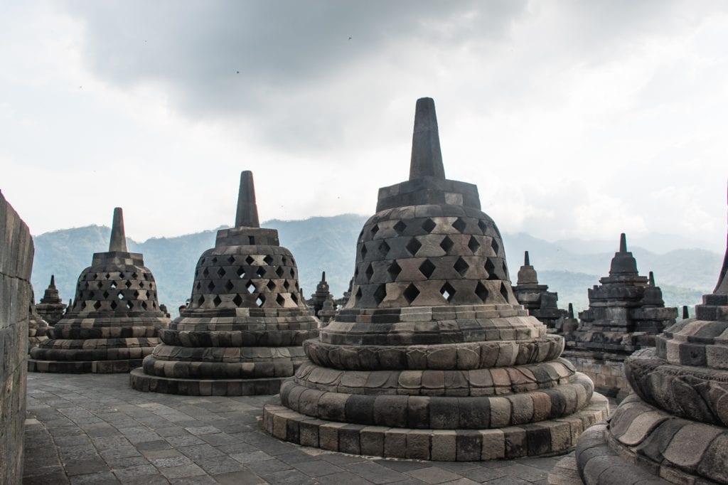 Borobudur tempel yogyakarta