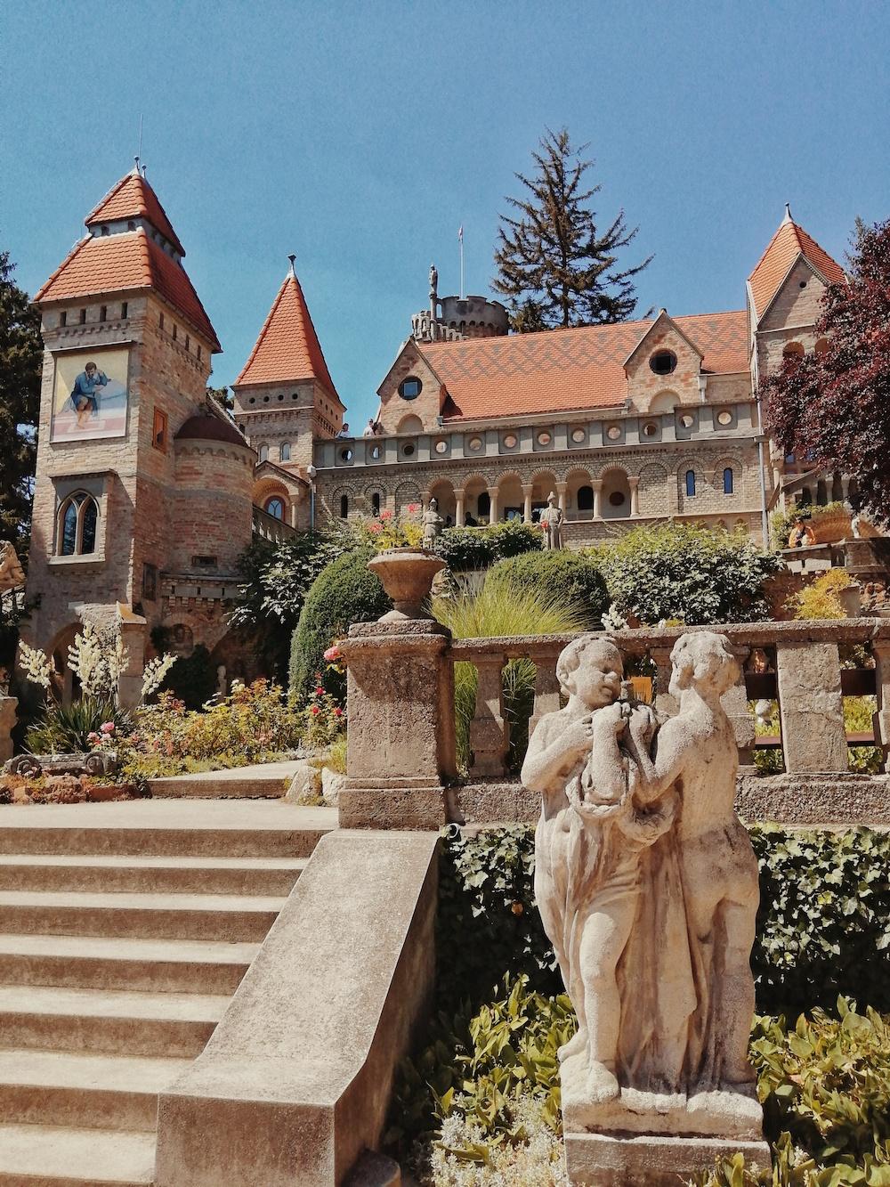 Bory kasteel, Bezienswaardigheden Hongarije
