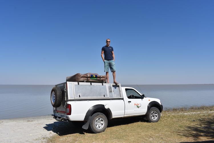 Botswana meer