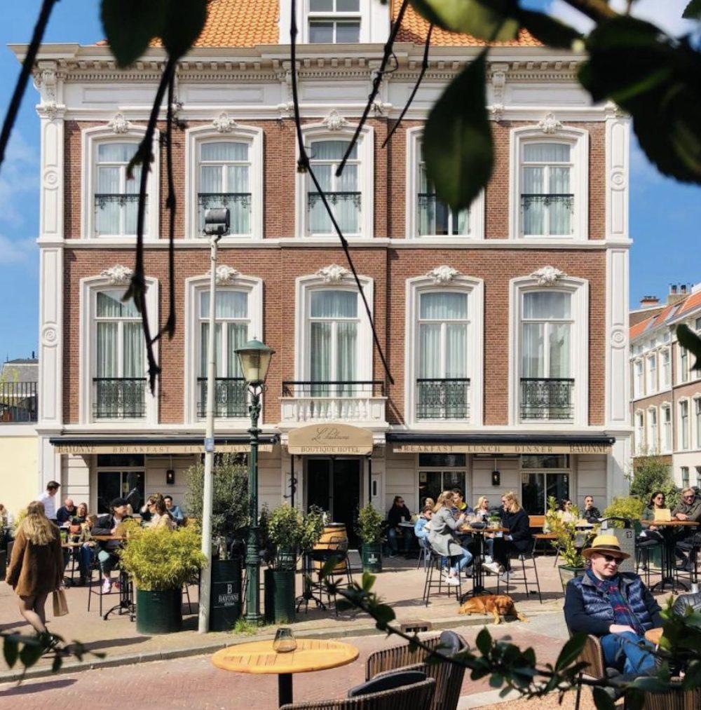 Boutique hotel Den Haag, La Paulowna Boutique Hotel