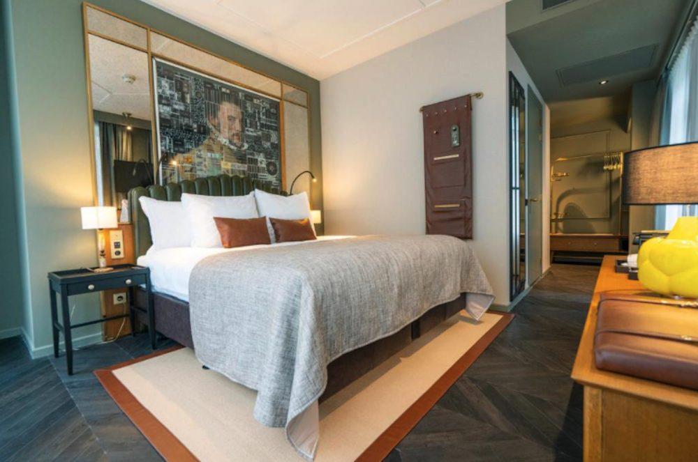 Boutique hotel Den Haag-The Collector Hotel