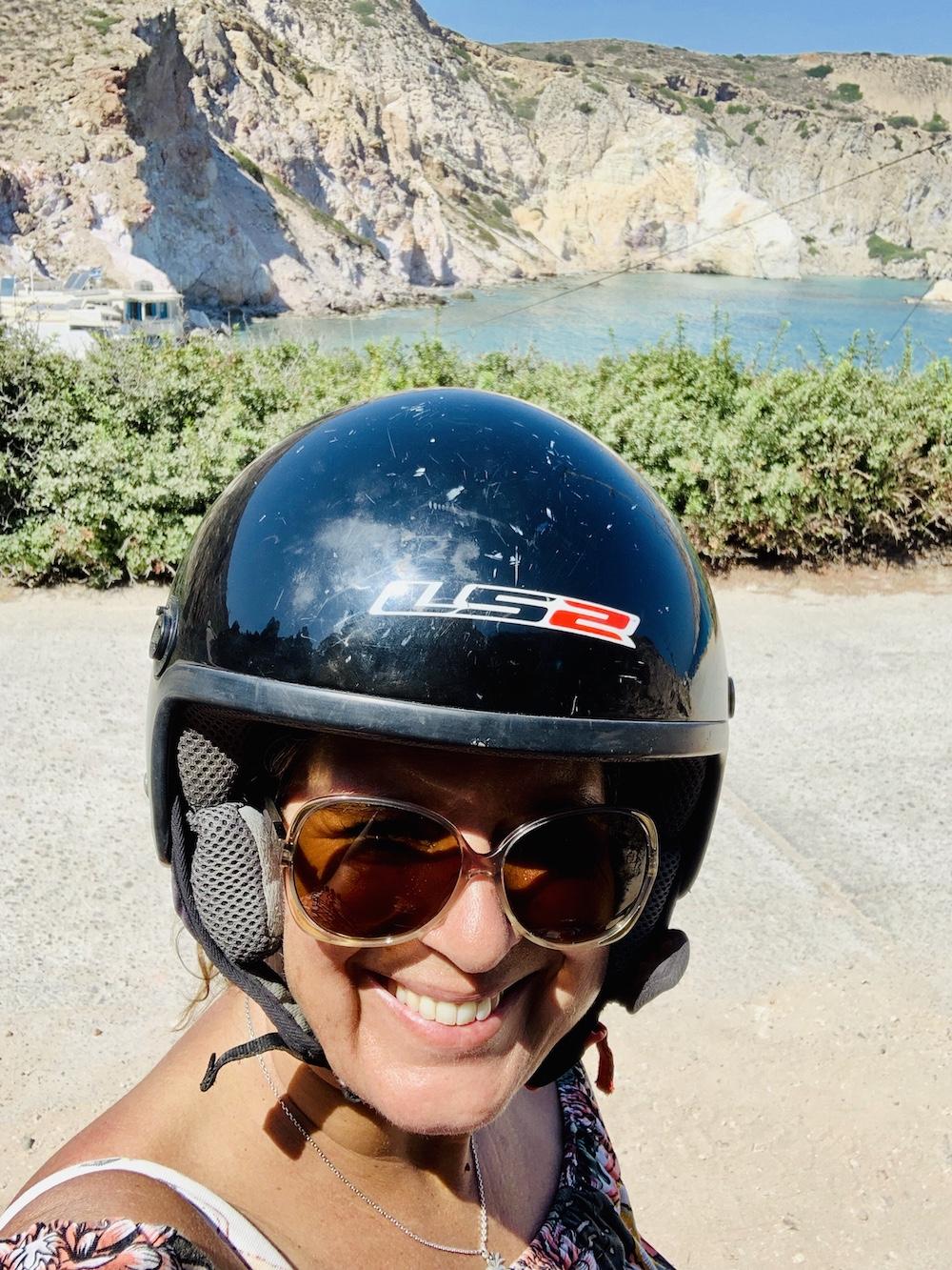 Brommer Huren Milos, Cycladen