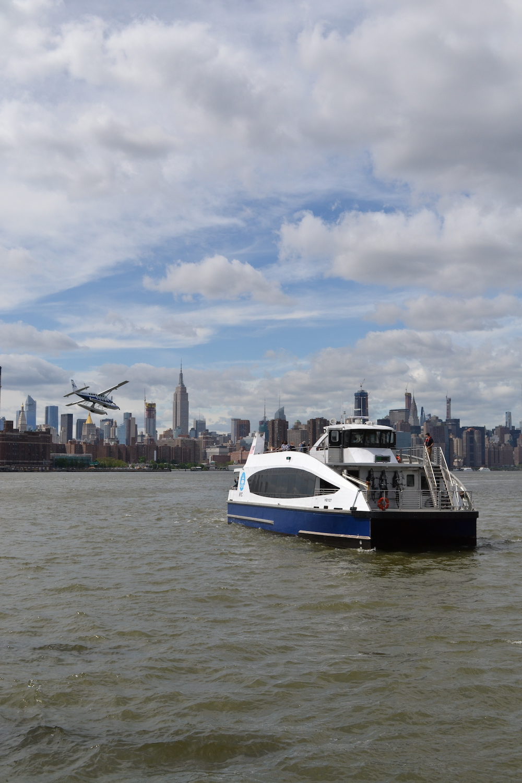 Brooklyn New York Ferry