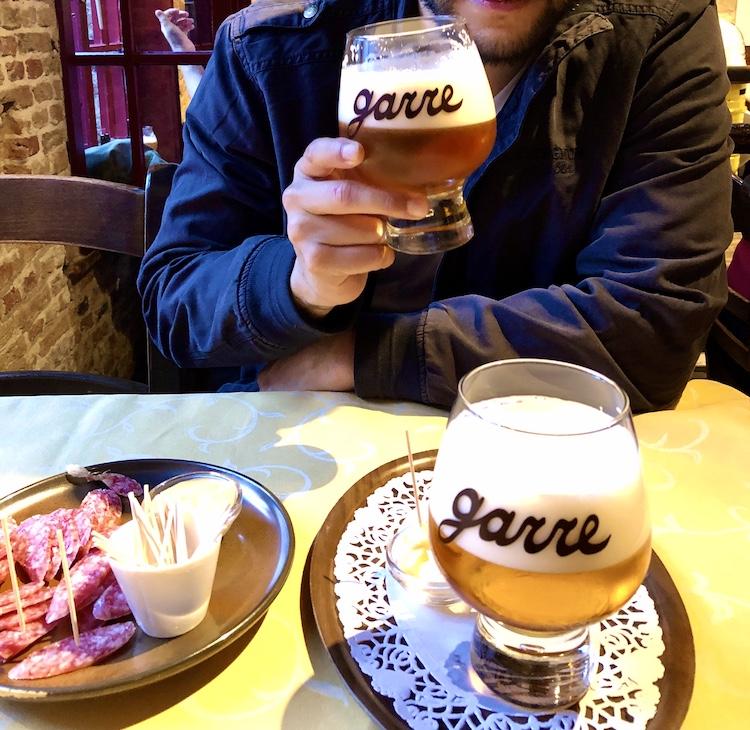 Brugge beziensnwaardigheden brugs biertje