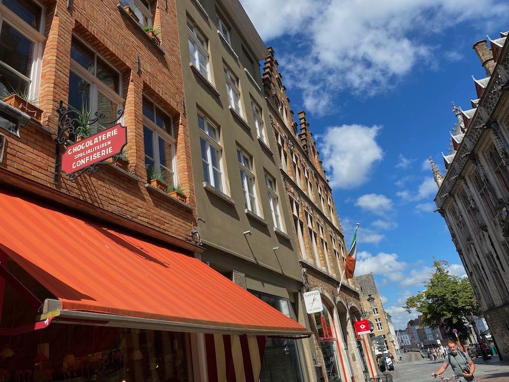 Brugge bezienswaardigheid grachten