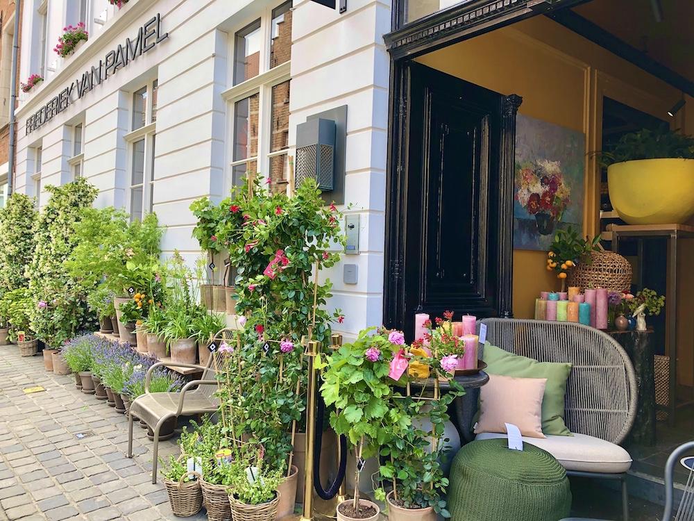 Brugge winkeltjes hotspots