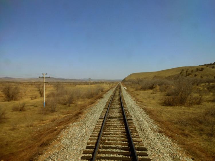 Bucketlist Jessica - Transmongolie trein1