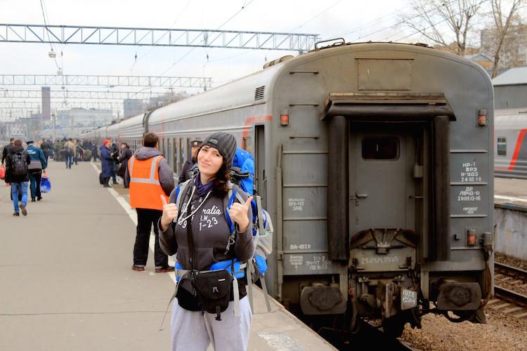 Bucketlist Jessica - Transmongolie trein2