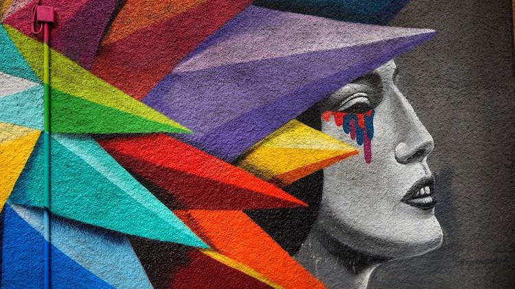 Bucketlist Jessica - streetart Madrid