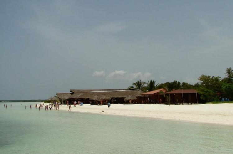 Bucketlist Sieds strand
