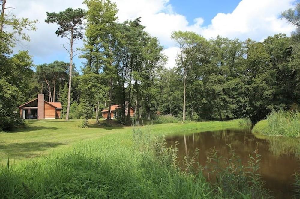Bungalow aan de Dinkel in Twente