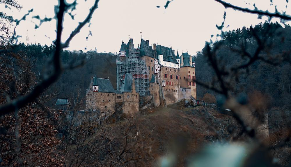 Burg Eltz in cochem
