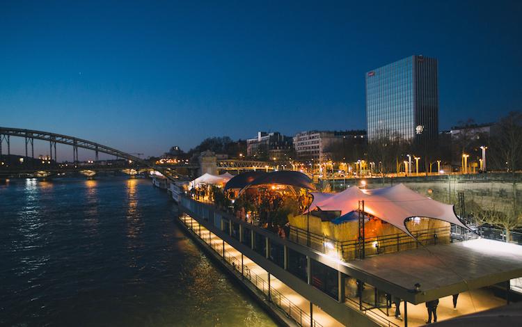 CONCRETE Concrete Paris