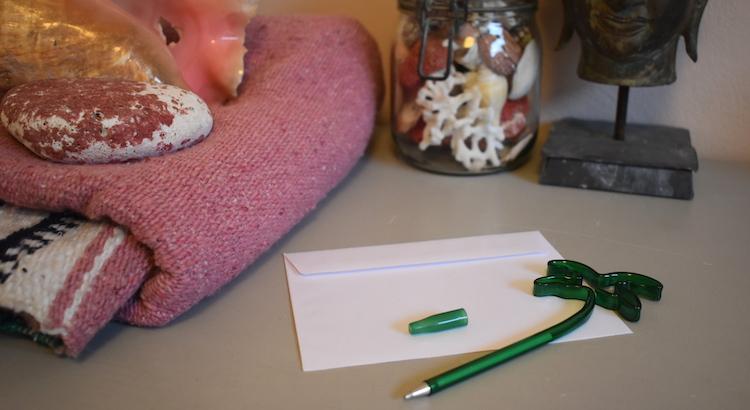 Cadeau voor reizgier mooie pen cadeaus backpacker