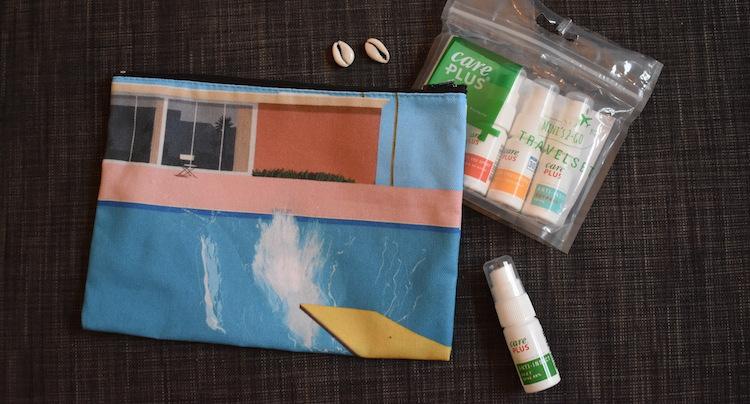 Cadeau voor reiziger backpacker cadeaus reis mini's etui