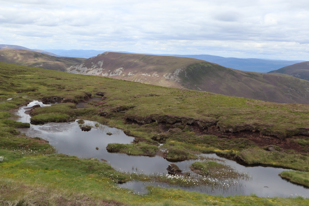 Cairngorms National Park in Schotland