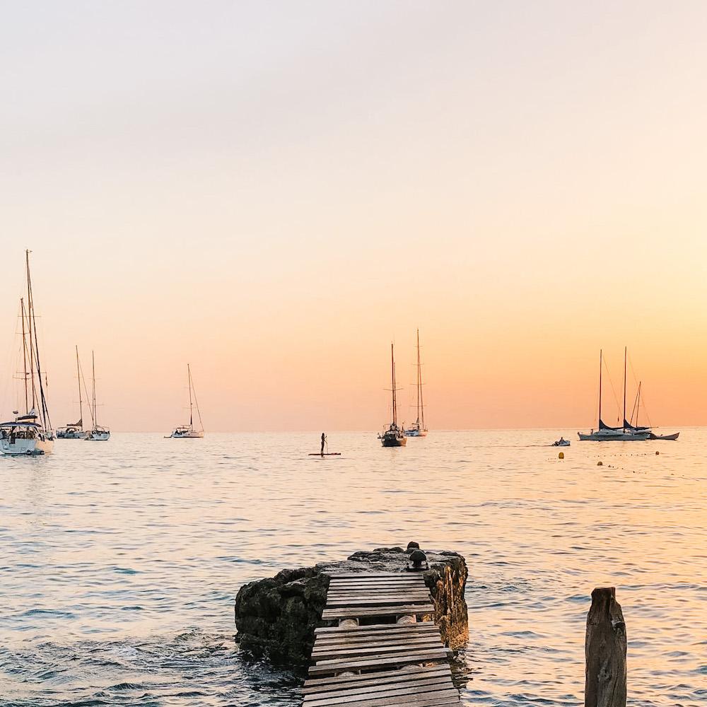 Cala d' Hort, mooiste van Ibiza