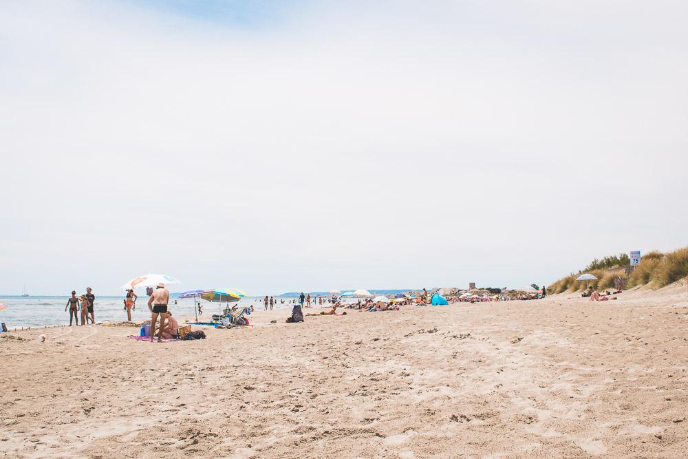 Camargue Frankrijk strand