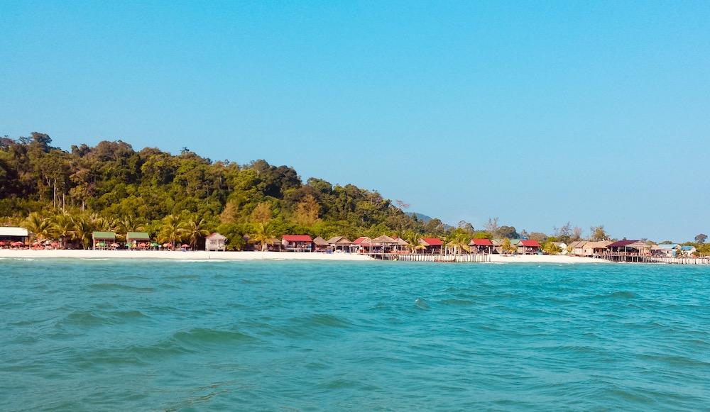 Cambodja Koh Rong Island tips