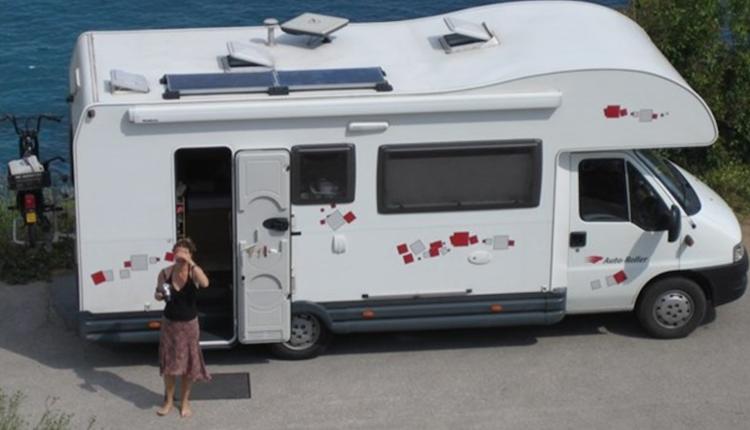 Camper huren fiat ducato snappcar 400 kilometer