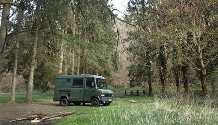 Camper huren roadtrip mercedes 609 snappcar
