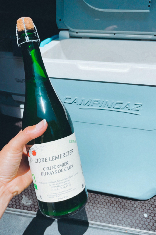Campingaz koelkast camper inrichten