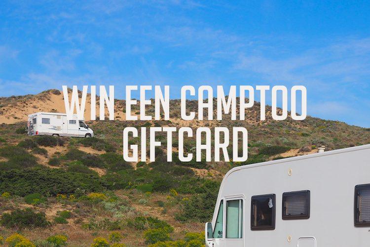 Camptoo giftcard winnen