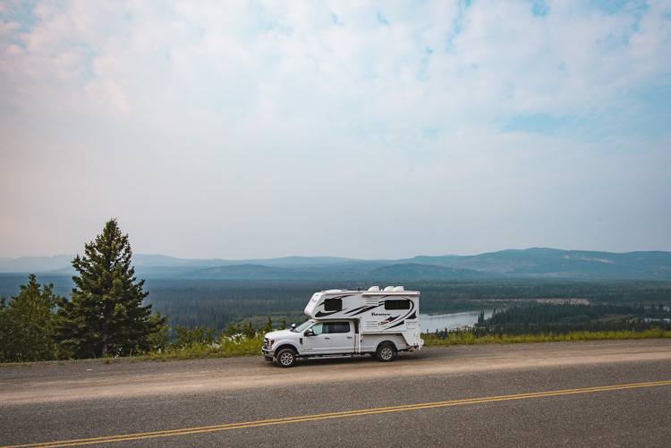 Canada Yukon camper rondreis_