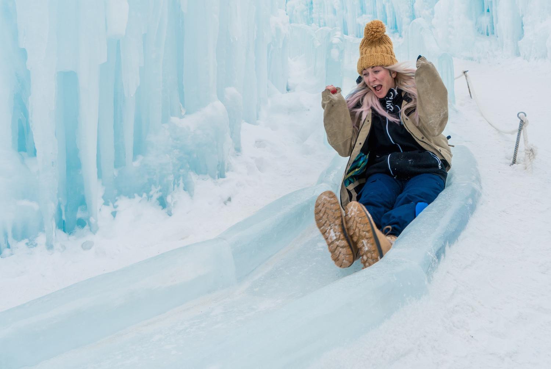 Canada in de winter vakantie winterreis edmonton