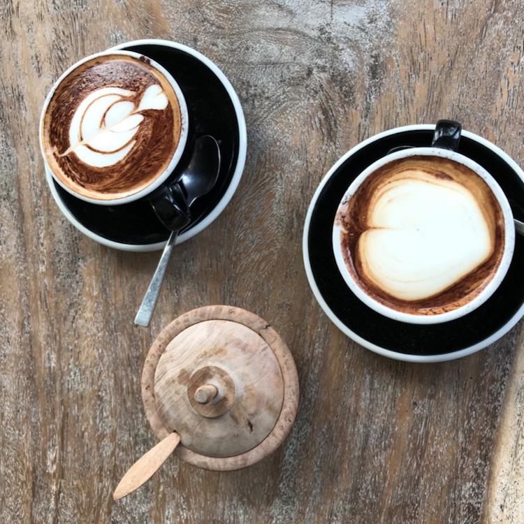 Canggu highlights koffie 24 uur