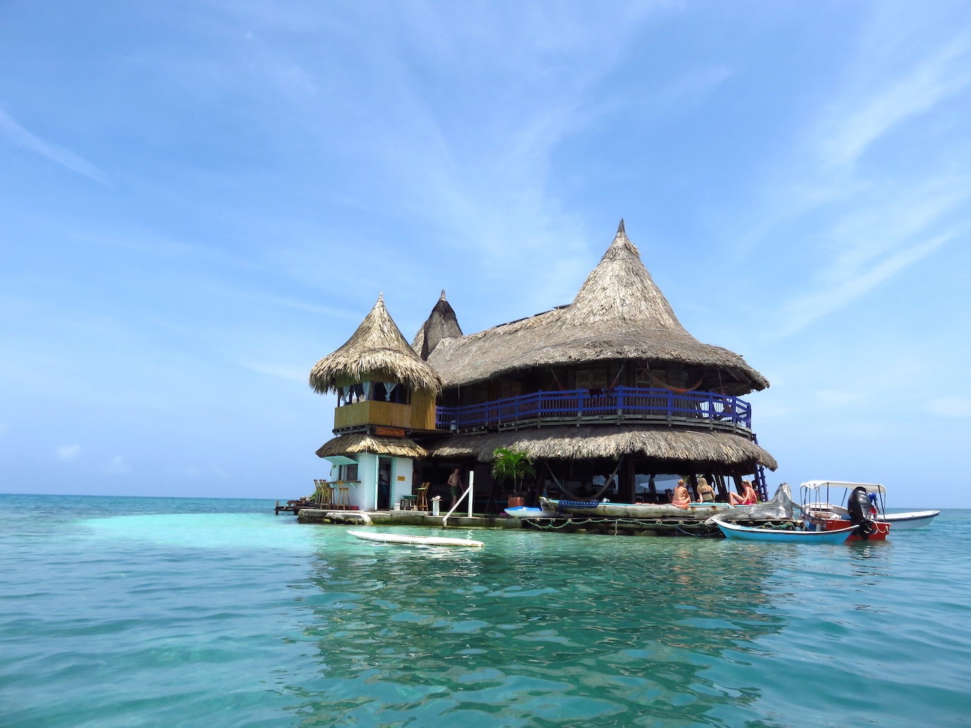 Casa en el Agua colombia