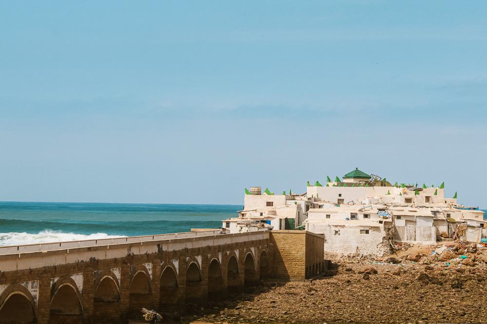Casablanca Marokko la Sqala