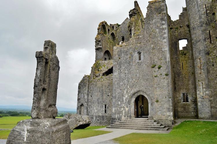Cashel ruines oost ierland