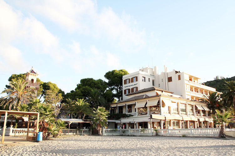 Castellon Spanje tips Hotel Voramar
