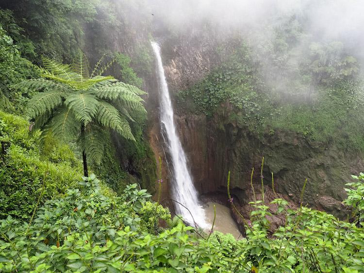 Catarata del Toro waterval costa rica
