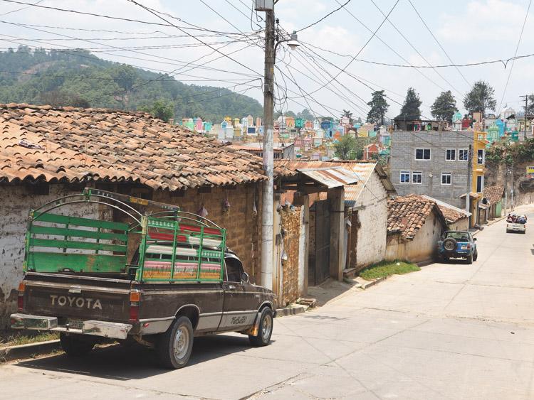 Cementerio De Chichicastenango guatemala-6
