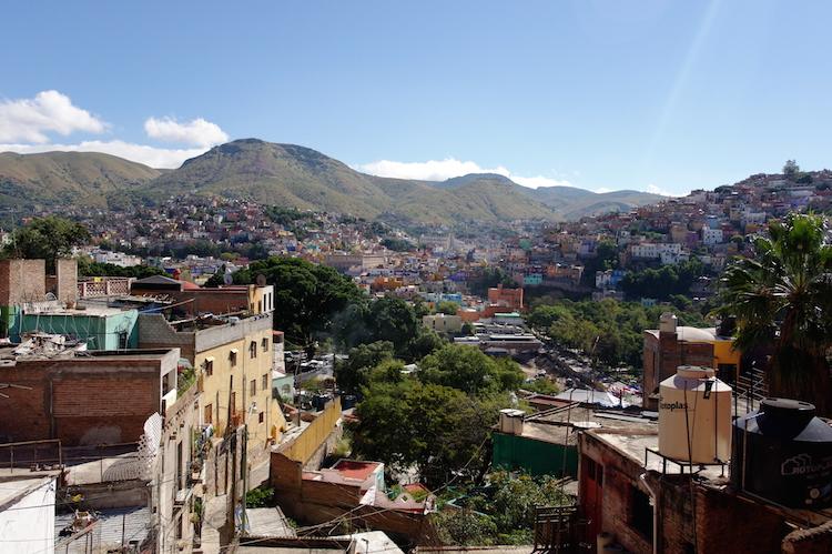 Centraal Mexico Guanajuato