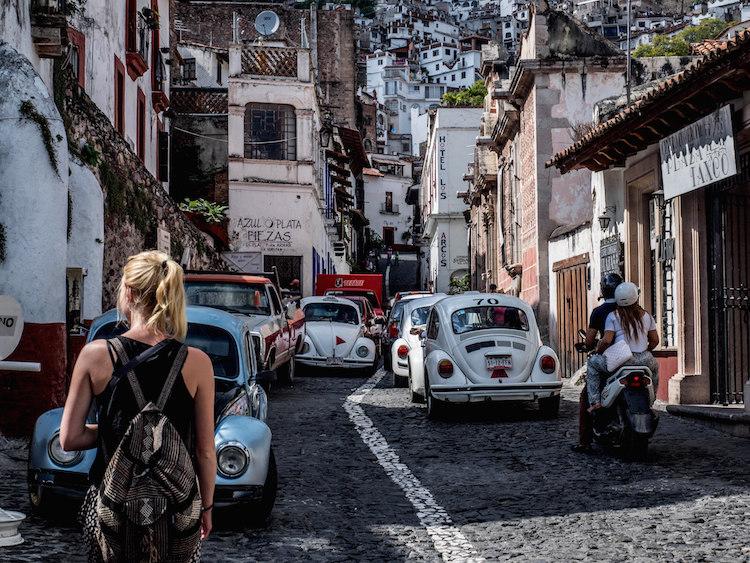 Centraal Mexico Taxco