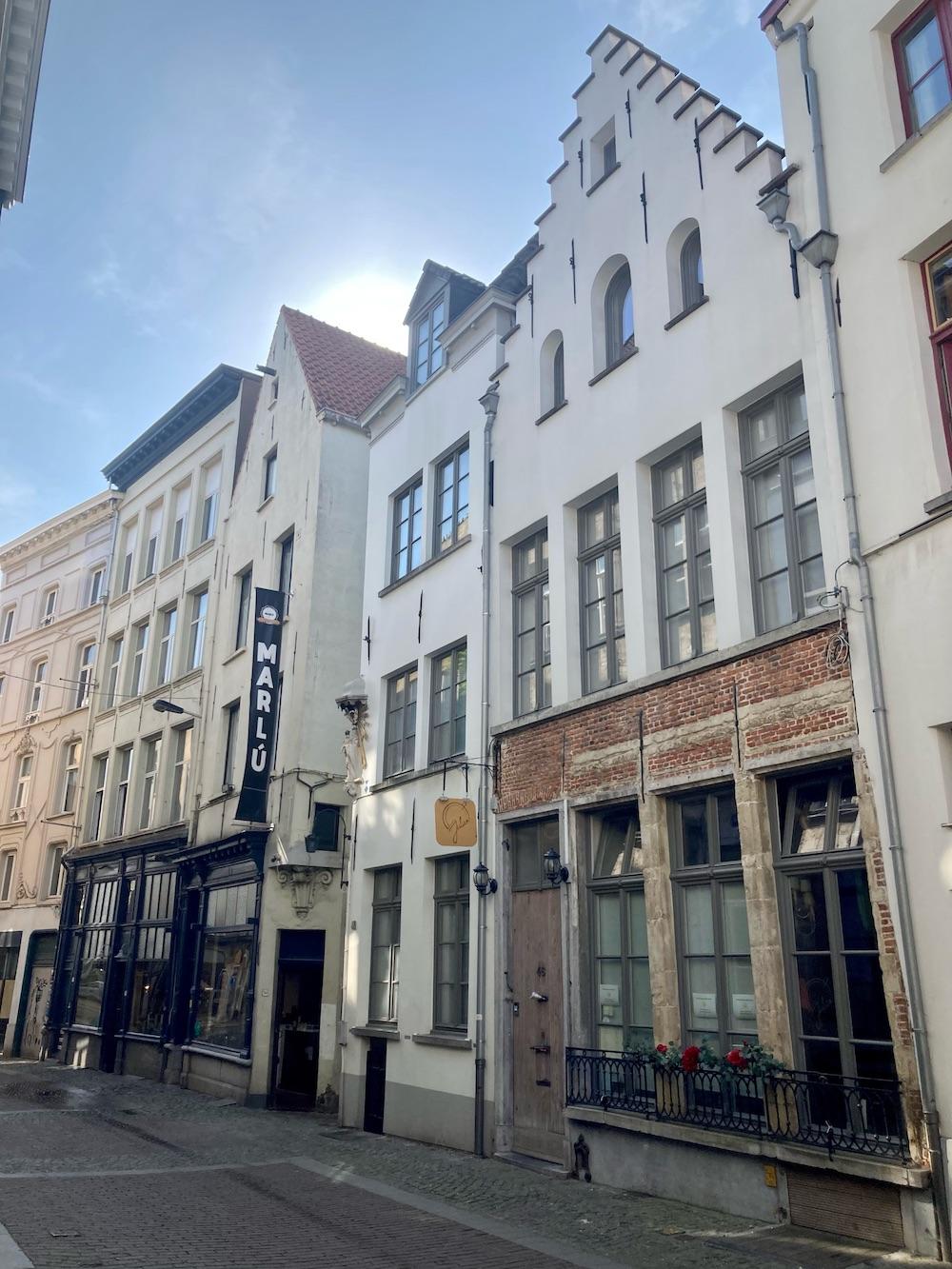 Centrum Antwerpen