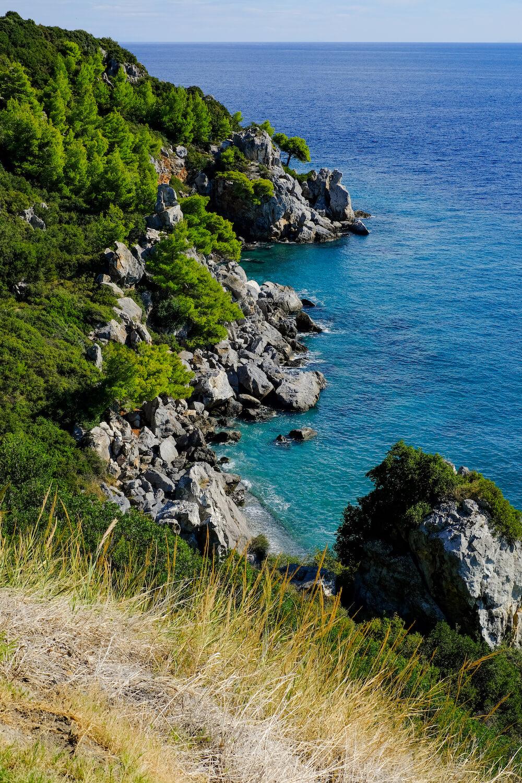 Chalkidiki Griekenland schiereiland